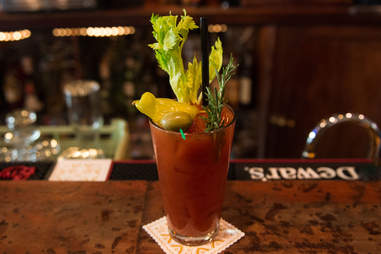 bloody mary at hattie's hat