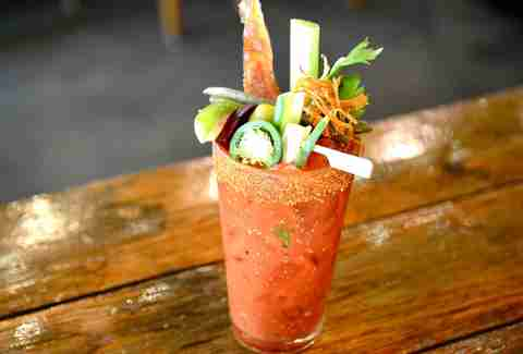 Bloody Mary Best Hangover Cures DC