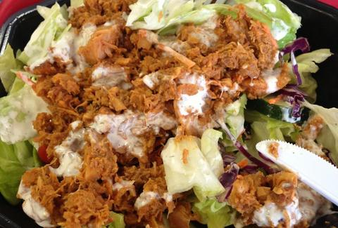 Barbecue salad