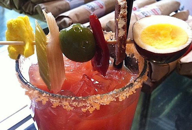 Candied bacon & BBQ sauce: Portland\'s 8 best Bloody Marys