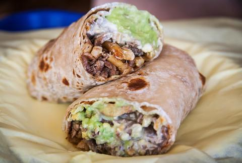 California Burrito Best Hangover Cures SD