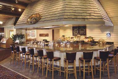 Oyster Bar interior