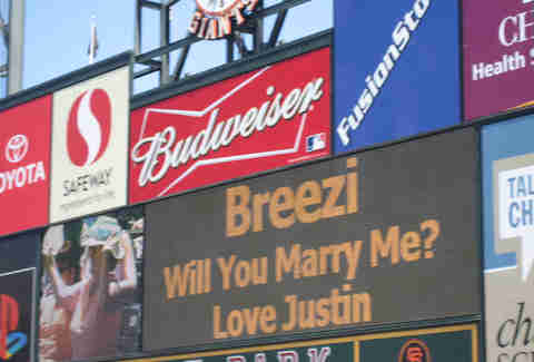 jumbotron proposal