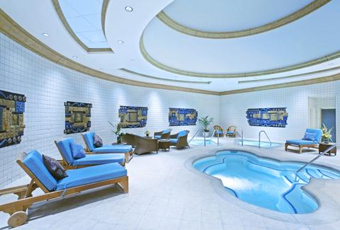 JW MARRIOTT spa interior