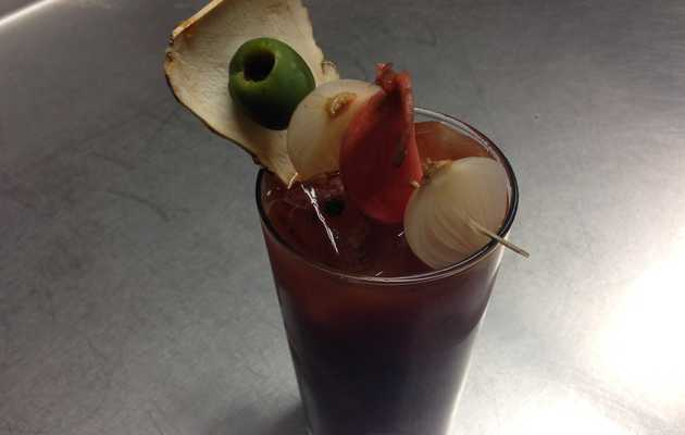 Attack that hangover with Boston's best Bloody Marys