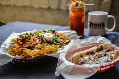 Frank Best Hangover Cures ATX