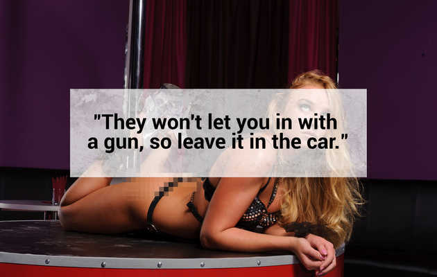 The best Yelp reviews from strip clubs around the country