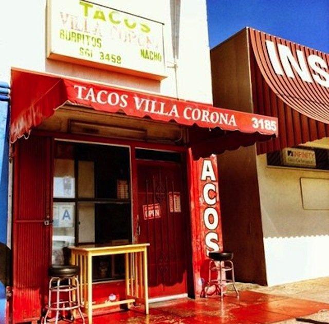 Tacos Villa Corona: A Los Angeles, CA Restaurant