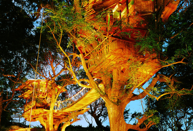 Sanya Nanshan Treehouse Resort and Beach Club