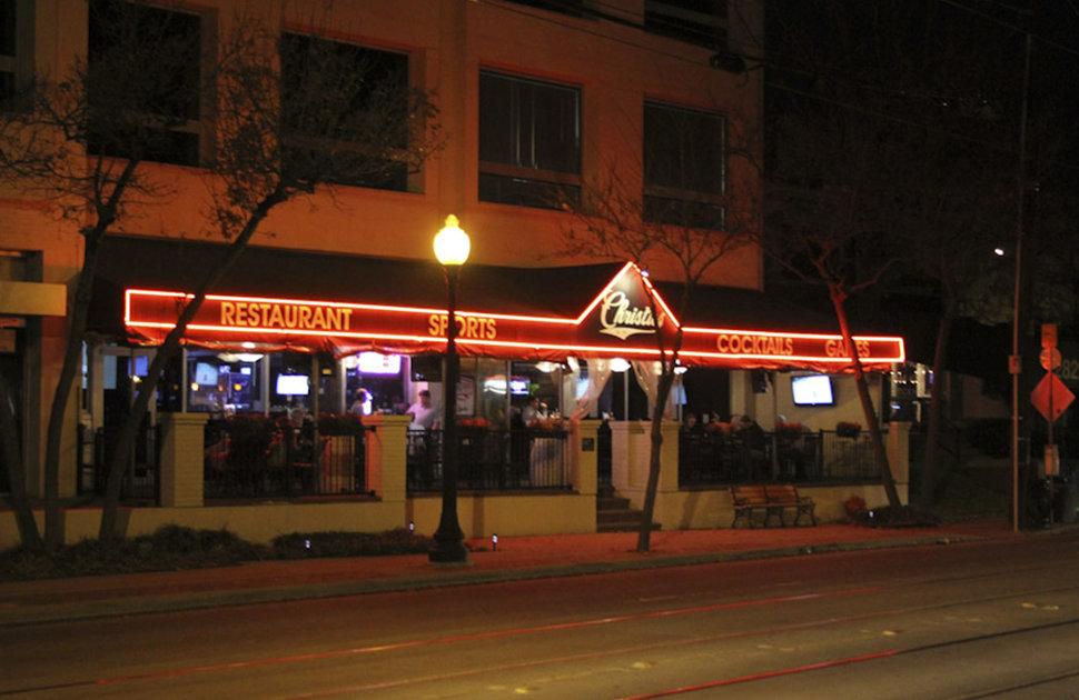 Christies Sports Bar: A Dallas, TX Bar.
