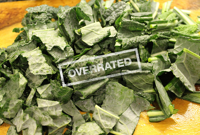Kale sucks: famous chefs reveal the most over/underrated veggies