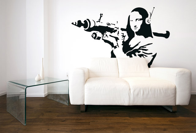 Tag Your Home With a Banksy