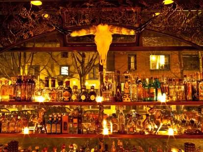 Matador bar interior
