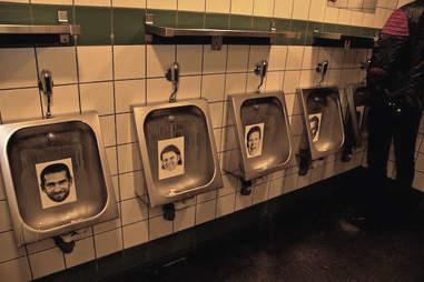 Toilets at Sodoma, Reykjavik