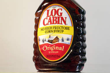 log cabin original syrup