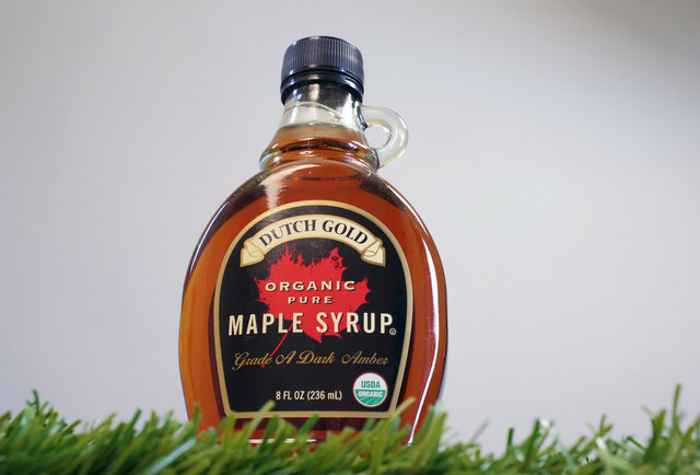 Which store-bought pancake syrup dominates breakfast?