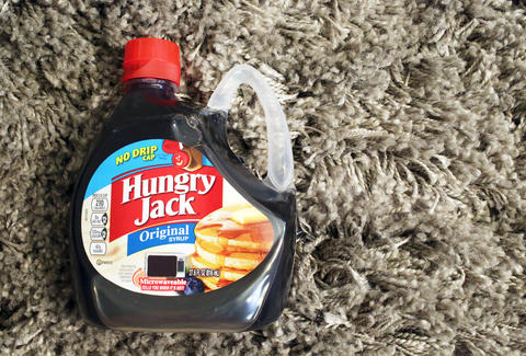 hungry jack original syrup