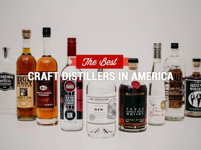 the best craft distillers in america