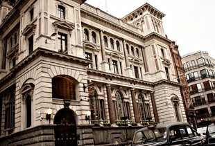 The Old Bank of England