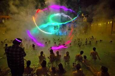 budapest bath party