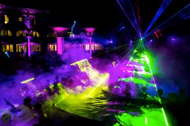 Bath party budapest