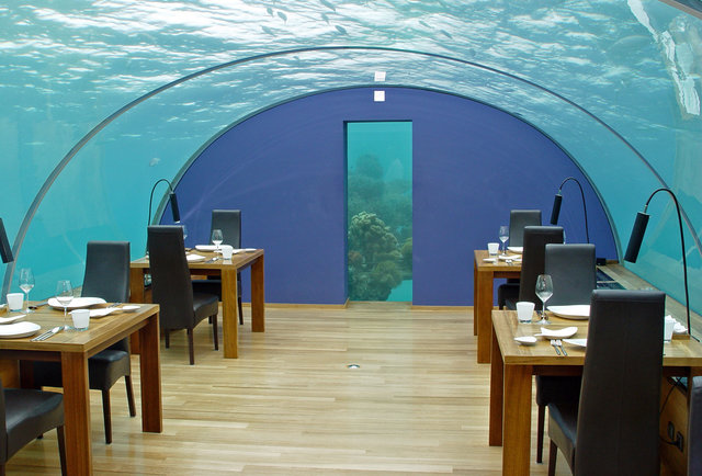 The world\'s 10 weirdest restaurants