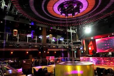 Nightclub at E11even Miami