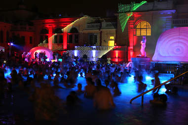 budapest bath party