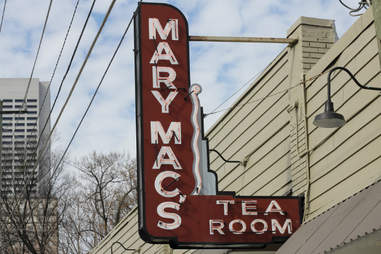 Mary Mac's exterior