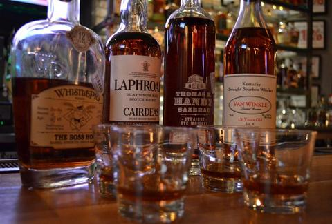 12 best places to drink whiskey DAL