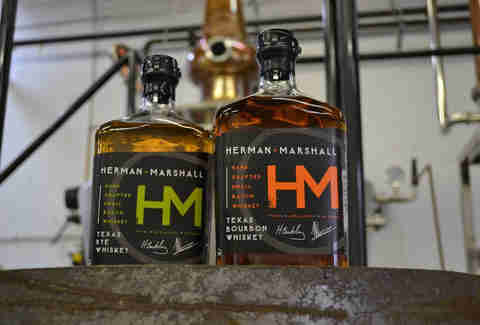 Hermand and Marshall 12 best places to drink whiskey DAL