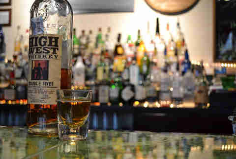 Windmill Lounge 12 best places to drink whiskey DAL
