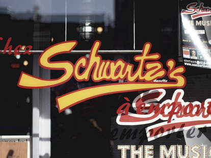 10 things you didn't know about Schwartz's