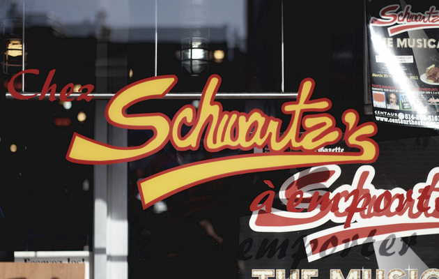 10 things you didn't know about Schwartz's Deli