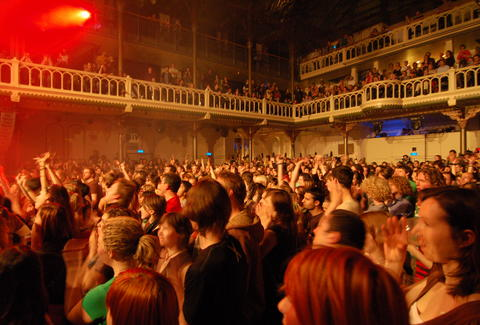Amsterdam's best clubs by neighborhood
