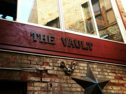 The Vault exterior