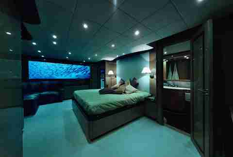 submarine bedroom