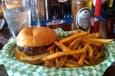 Juicy Lucy at The Nook