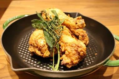 Sway chicken
