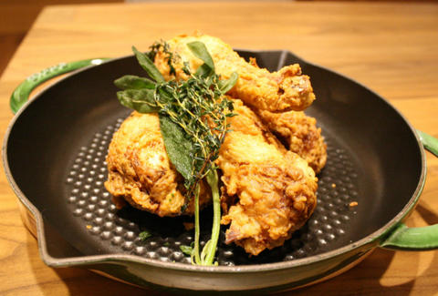 chicken at sway