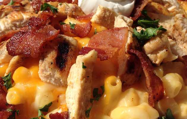 Fill up on San Diego's best mac 'n cheese