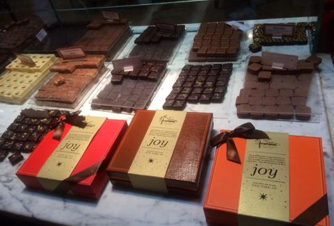 Jacques Torres Chocolate New York