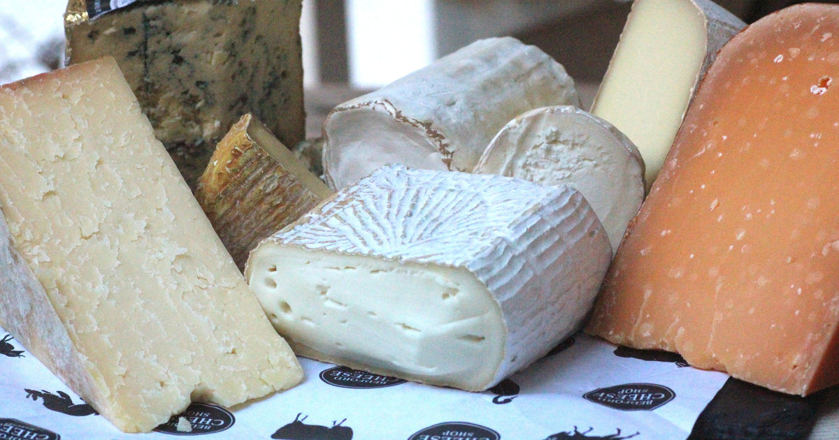 8 delicious alternatives to the boring cheeses you're probably eating