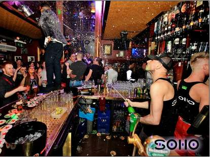 Club SoHo Amsterdam
