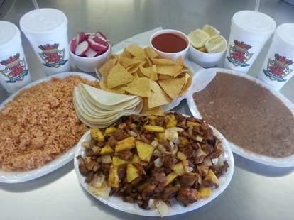 Tacos Mexico LA