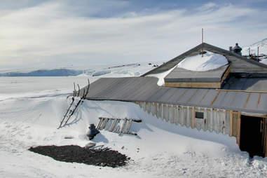 Scott's Hut, Cape Evans, Antarctica