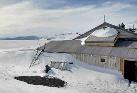 Scott's Hut, Cape Evans, Antarctica
