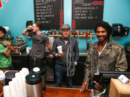 the types of baristas