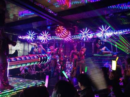 Robot Restaurant performance
