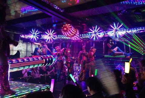 Robot Restaurant performance